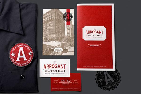 The Arrogant Butcher 1