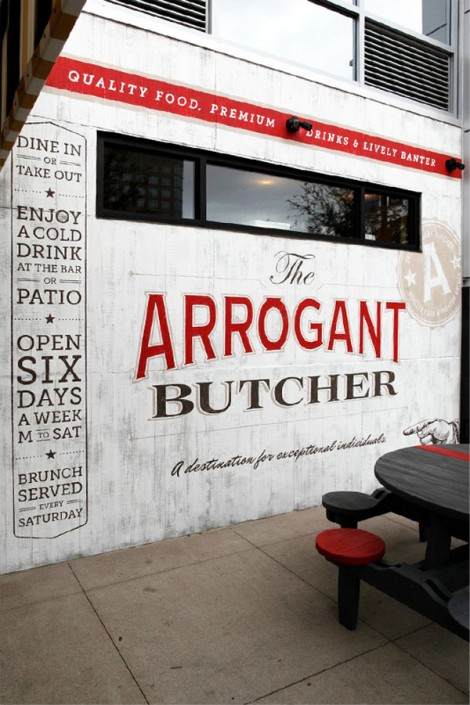 The Arrogant Butcher 6