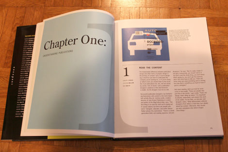 100 Habits of successful Publication Designers: Chapter One