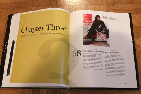100 Habits of successful Publication Designers: Chapter Three