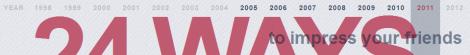 24ways.org - Webdesigner Adventskalender