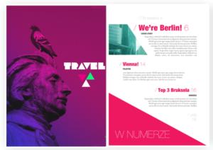 Travel Magazine von Bartosz Kwiecień ©