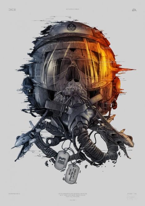 Battlefield 3 Tribute von Grzegorz Domaradzki