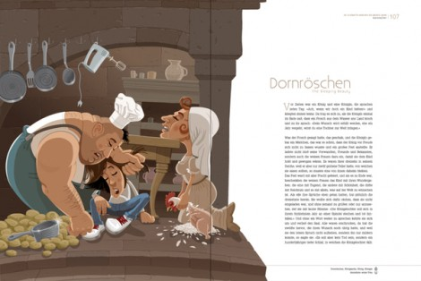 Dornröschen (©Andreas Krapf)