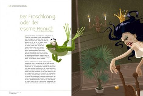 Der Froschkönig (©Andreas Krapf)