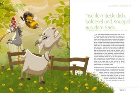 Der Goldesel (©Andreas Krapf)