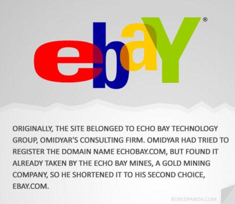 Namensgeschichte Ebay