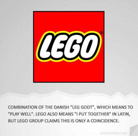 Namensgeschichte Lego