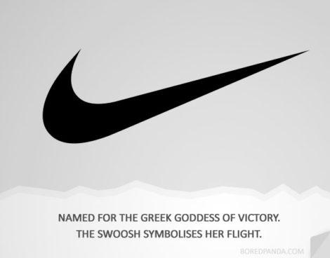 Namensgeschichte Nike