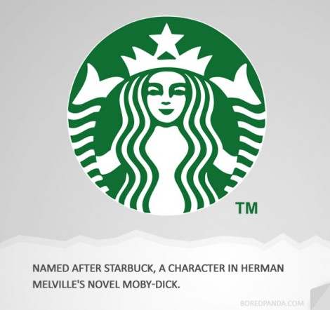 Namensgeschichte Starbucks