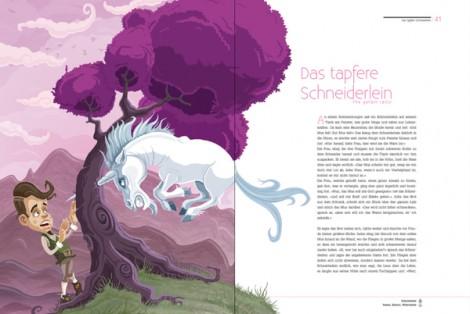 Das tapfere Schneiderlein (©Andreas Krapf)