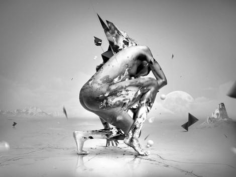 HUMAN NATURE von Pierre Doucin ©