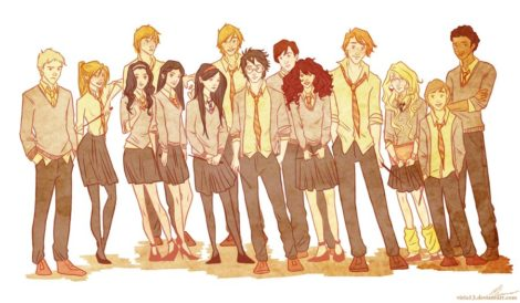 Dumbledore`s Army