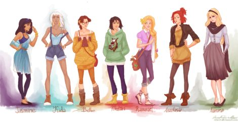 Fashion-Princesses