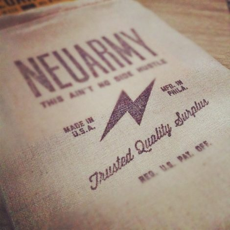 Neuarmy mit Muncie, Liberator und Wisdom