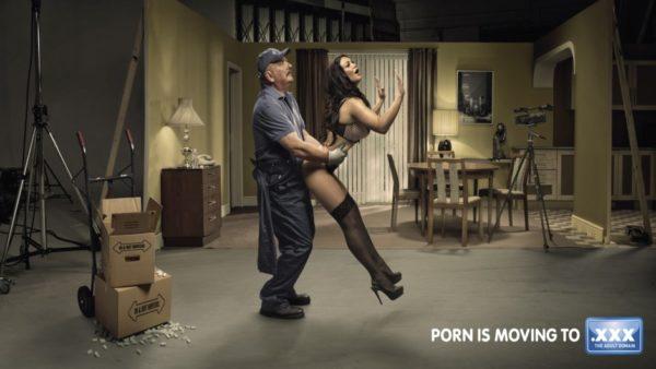Porno-Websites ziehen um nach .XXX