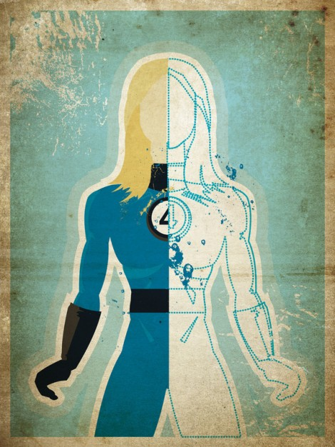 "Susan ""Sue"" Storm a.k.a. ""Invisible Woman"""