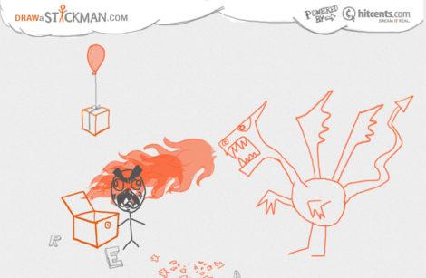 Draw a Stickman Galerie