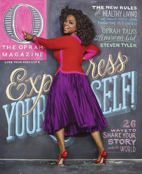 Auch für die Showmasterin Oprah Winfrey arbeitete Dana Tanamachi bereits