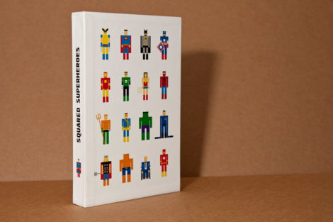 Squared Heroes Buch