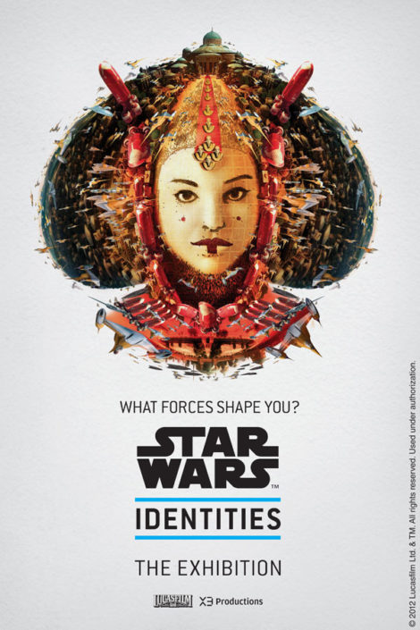 Star Wars Identities – Amidala