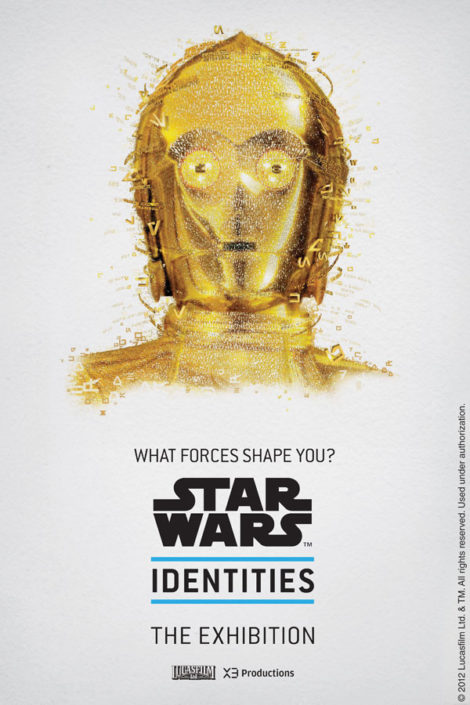 Star Wars Identities – C3-PO