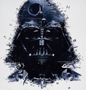 Star Wars Identities – Darth Vader (Detail)