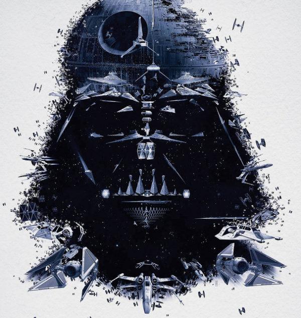 Star Wars Identities – Darth Vader (Detail)