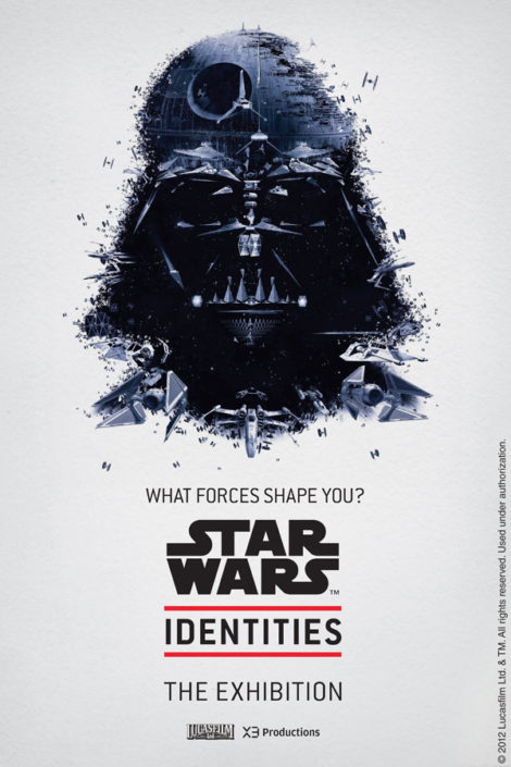 Star Wars Identities – Darth Vader