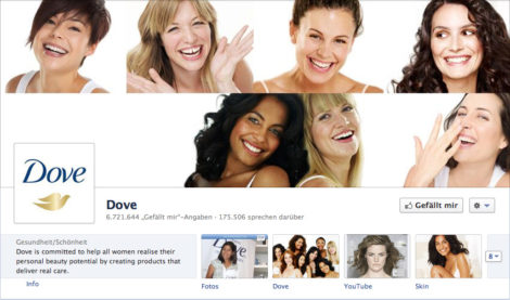Das Coverfoto von Dove
