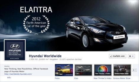 Das Coverfoto von Hyundai Worldwide