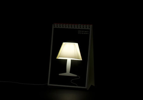 Pagebypage Lamp