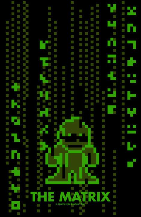8-Bit Matrix