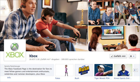 Das Coverfoto von Xbox