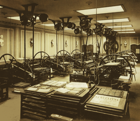 Westermann Druckerei 1890