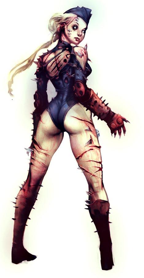 Zombie Camy