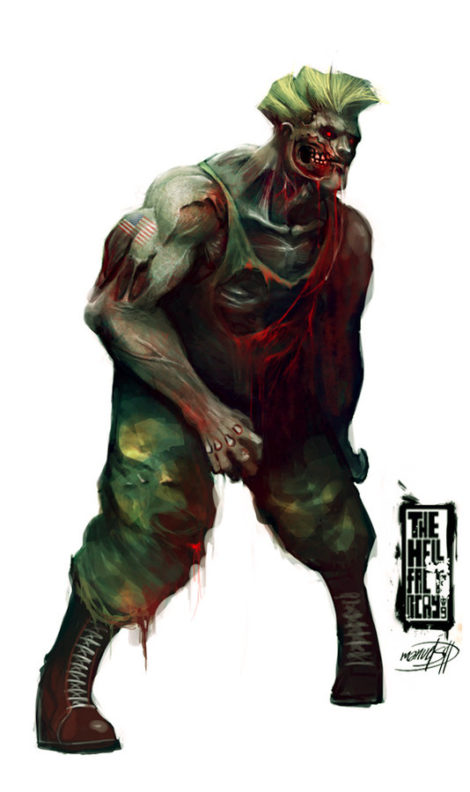 Zombie Guile
