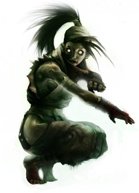 Zombie Ibuki