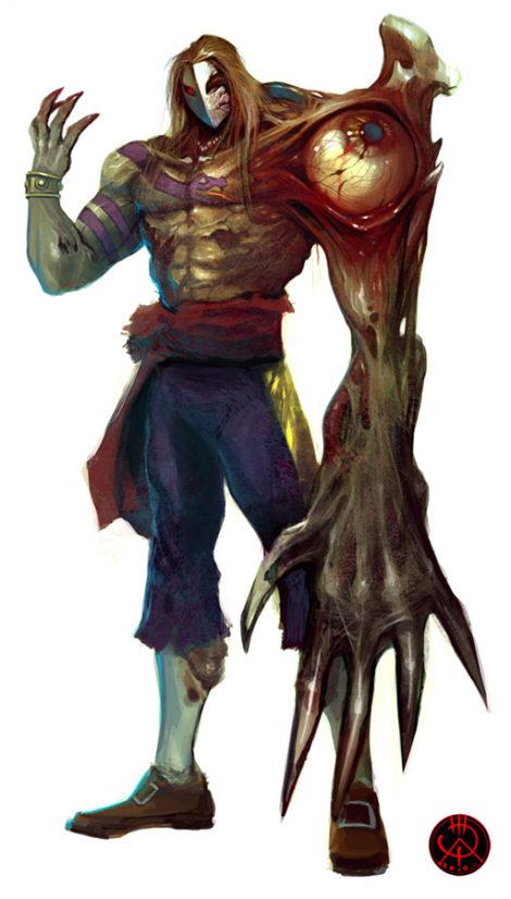 Zombie Vega