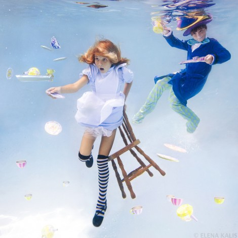 Alice in Waterland (5)