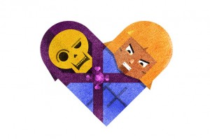 Skeletor ♥ He-Man
