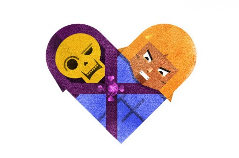 Skeletor ♥ He-Man