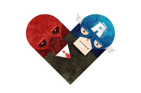 Red Skull ♥ Captain America
