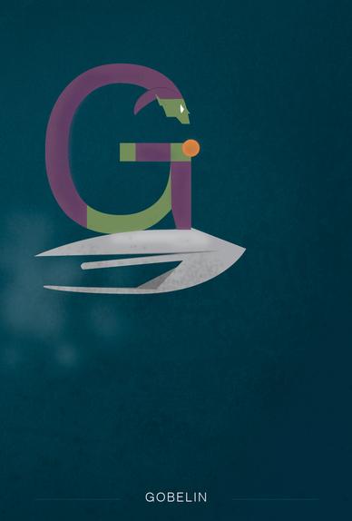 G wie Green Goblin