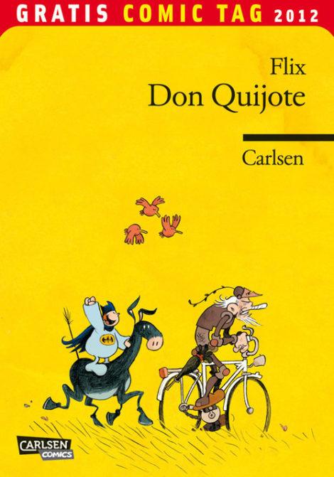 Don Quijote von Flix