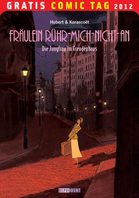 Fräulein Rühr-Mich-Nicht-An 1: Die Jungfrau im Freudenhaus