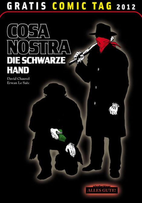Cosa Nostra - Die schwarze Hand