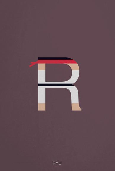 R wie Ryu