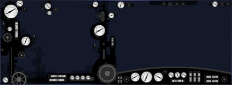 Layout-Inspiration: Dampflock (l.) und Sportwagen (r.)
