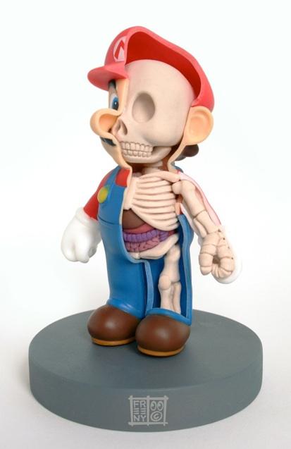 Super Skelett Mario